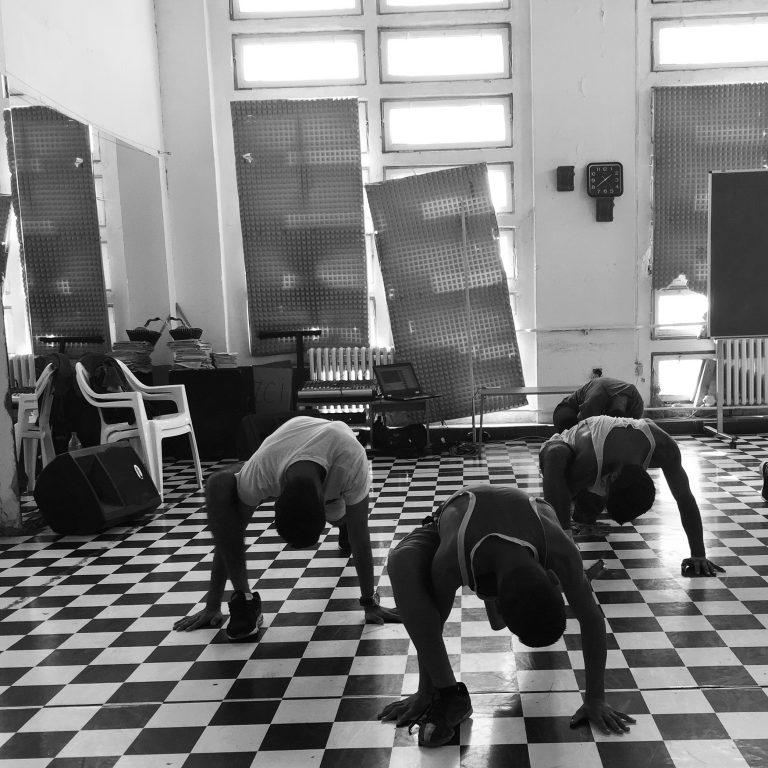 Lo Fi Dance Theory - LFDT