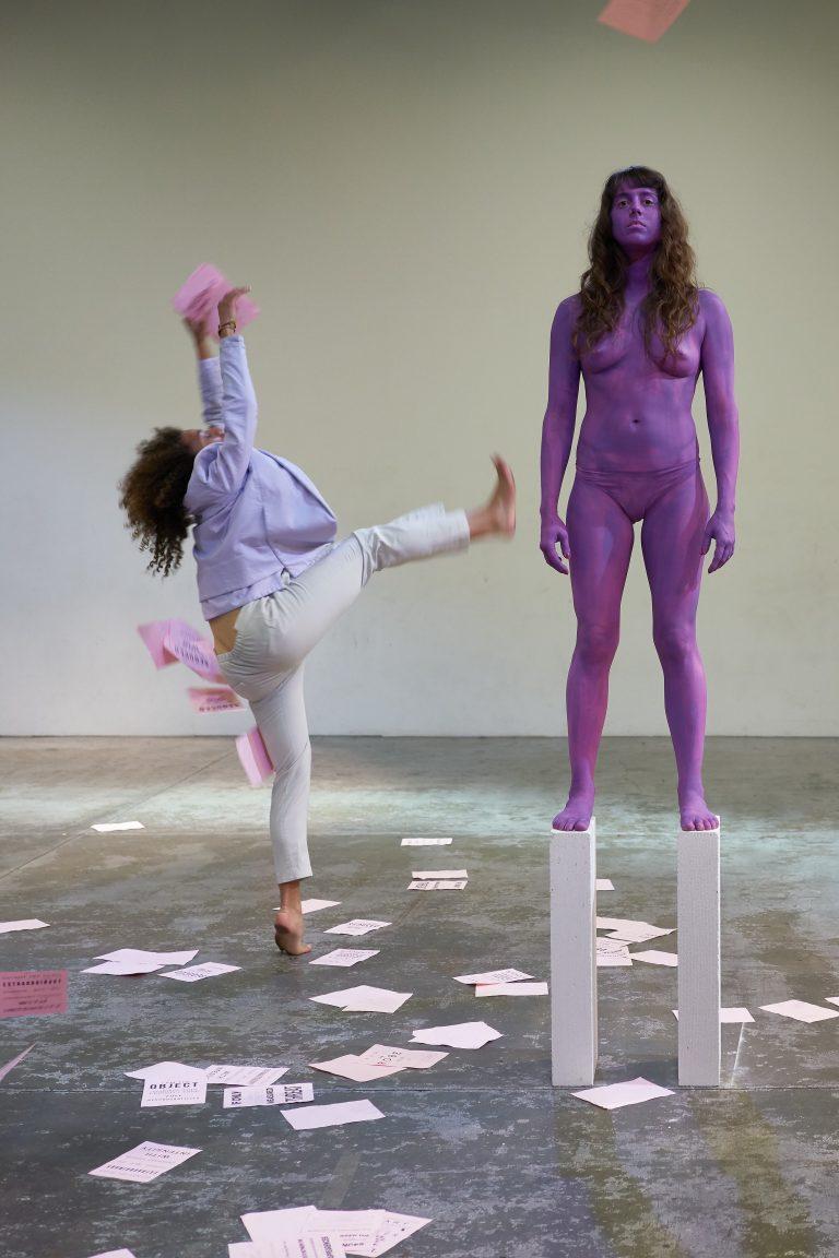 Lo Fi Dance Theory - image c/o Mickael Bandassak