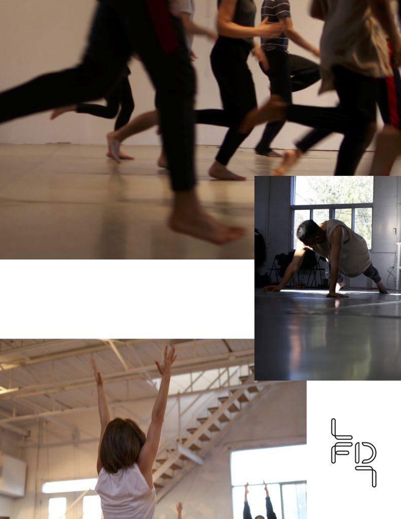 Lo Fi Dance Theory - LFDT Classes